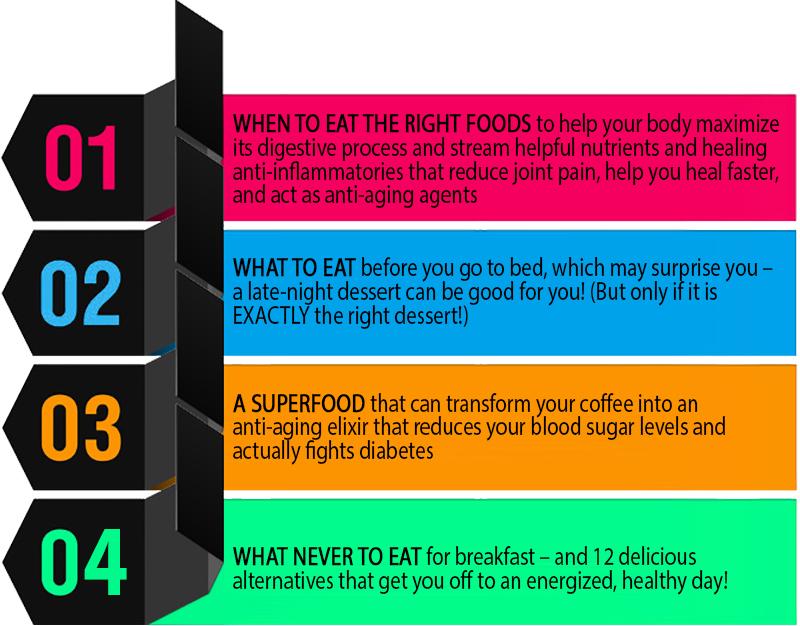 Foods That Heal And Slim Woiba Invincible Body