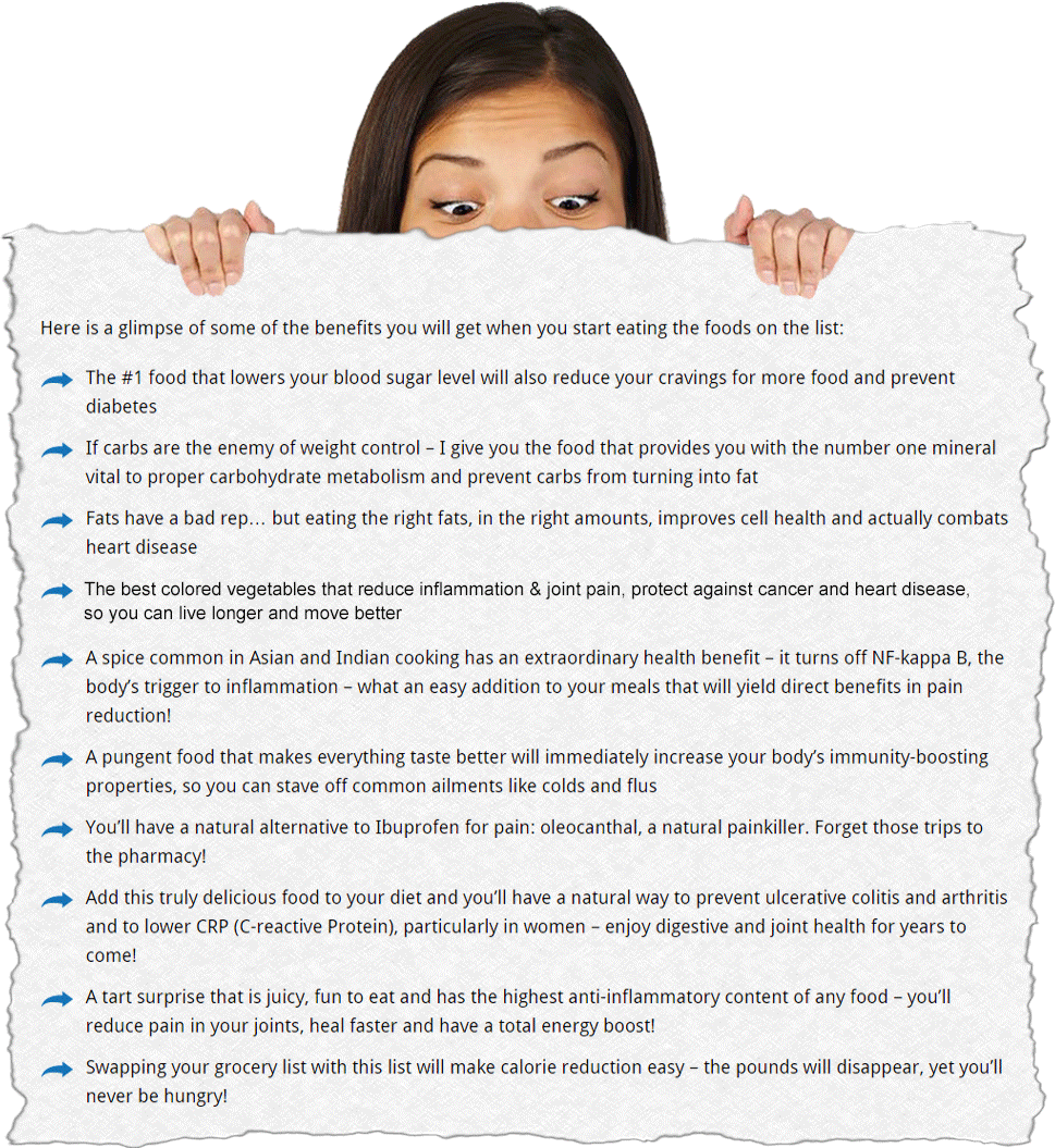 Secret List